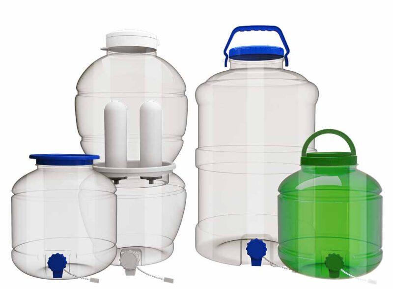 dispenser - jugs - filters
