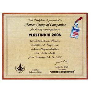 Plast India 2006